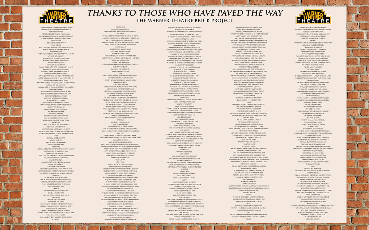 Thanks To Those Who Have Paved The Way